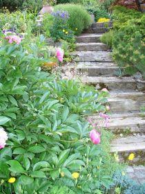 Treppe aus Granit