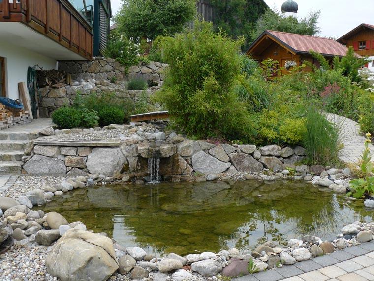 Verschiedene Gartenbilder 085 Gartengestaltung Reichhart